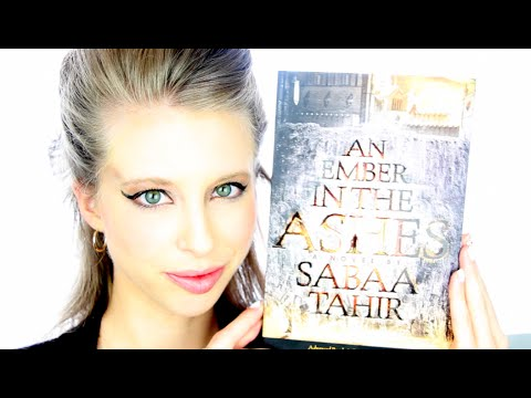 AN EMBER IN THE ASHES BY SABAA TAHIR | booktalk with XTINEMAY