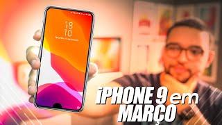 iPHONE 9 JÁ EM MARÇO DE 2020! + RUMORES SOBRE iPHONE 12