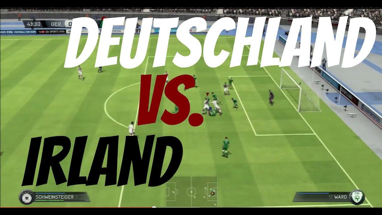 Deutschland Irland Em Quali 2021