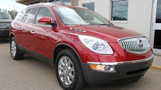 Pre-owned 2012 Buick Enclave CXL for sale in Medicine Hat, AB