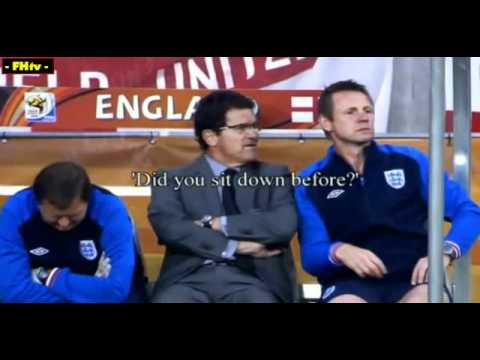 World Cup 2010 Most Shocking Moments 50-Crazy Capello