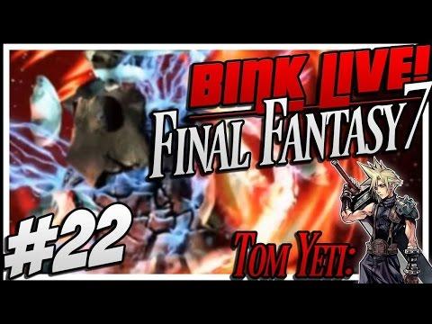 Final Fantasy VII (stream) #22 - First Man in Space