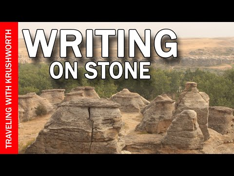 Writing-on-Stone Provincial Park Alberta Canada | travel guide tourism (video)