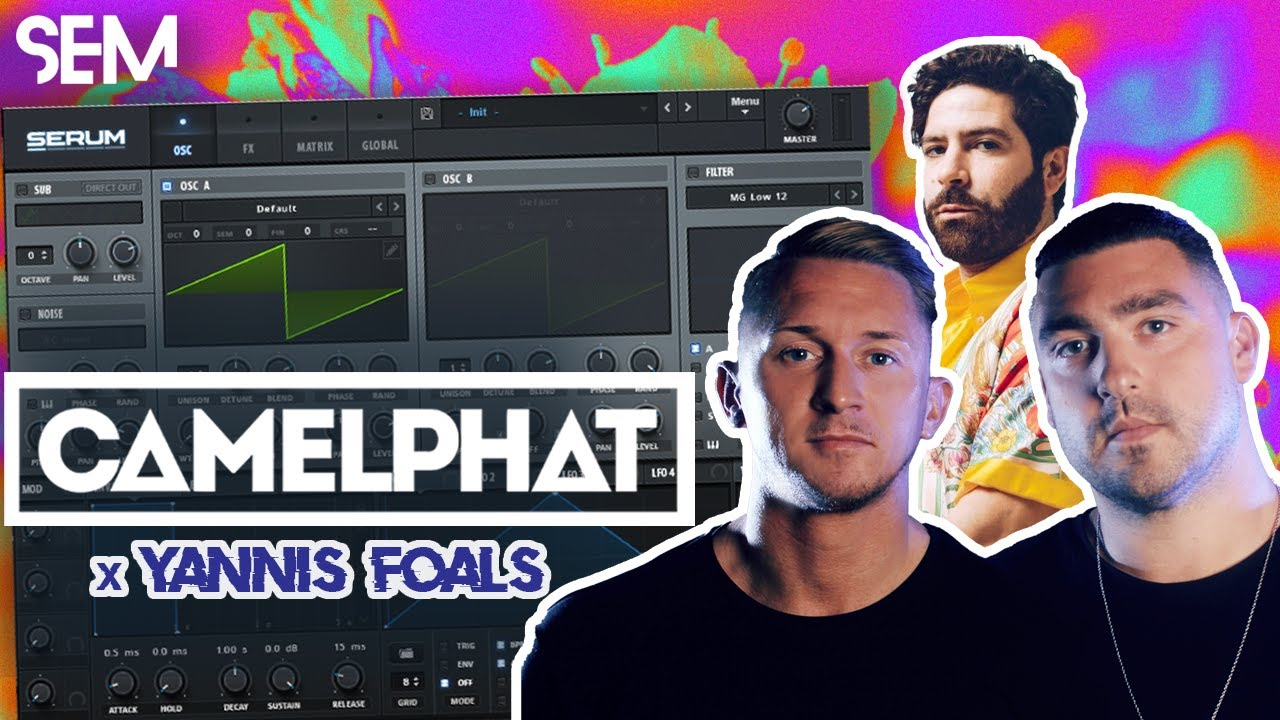HOW TO: Camelphat & Yannis - Hypercolour (SERUM TUTORIAL 2020)