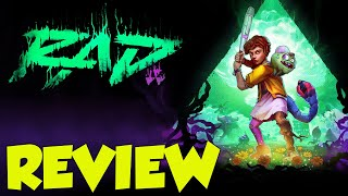 Rad Review (Video Game Video Review)