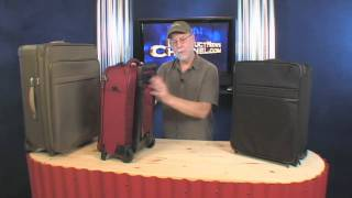 Briggs Riley Luggage Product News Report With Billy Carmen