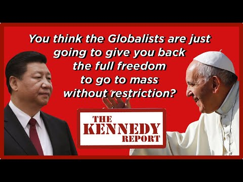 The Red Dragon: Chinese Catholics Persecuted | The Kennedy Report