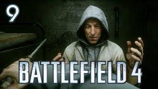 "Battlefield 4 ""BF4"" Campaign   Kunlun Mountains - Prison! Part 9 Walkthrough (PC ULTRA 1080p)"
