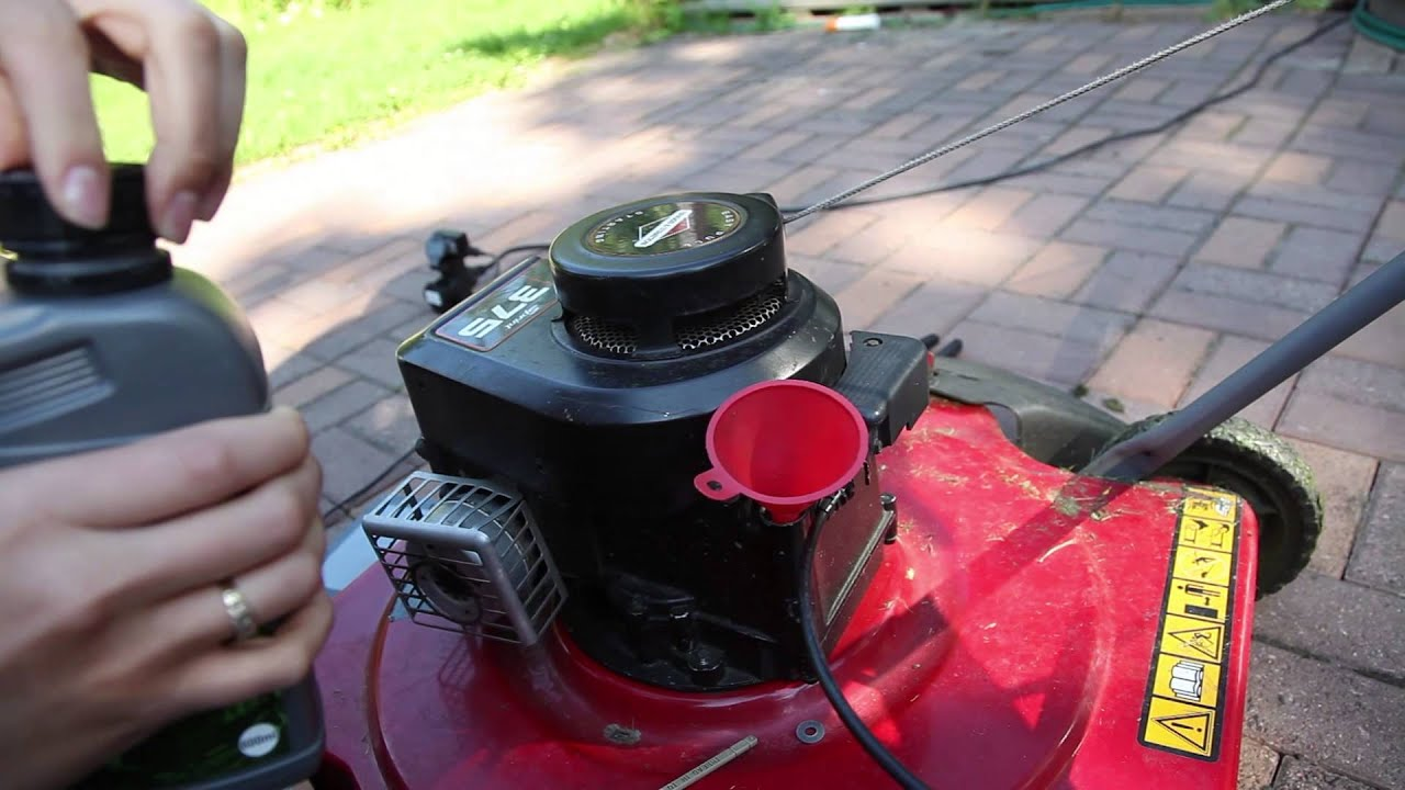 briggs and stratton sprint xp40 manual