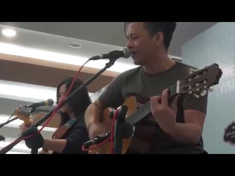 """Ariel """"Noah"""" & Danilla berkolaborasi di Opening Greenlight x Elfara FM di Matos Malang Mp3"""