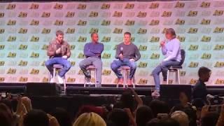 Ace Comic Con Arizona Captain America Panel Intro