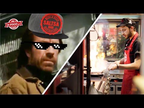 The Saltsa Bar - Review By E-FOOD.gr