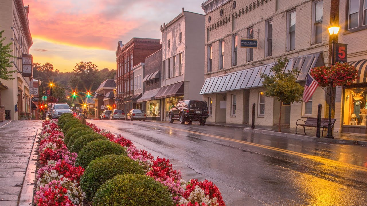 Best Towns For Retirement Southern Living