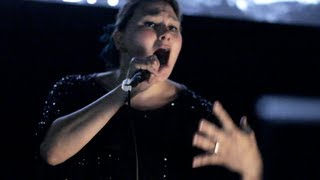 Tanya Tagaq in Concert with NANOOK OF THE NORTH | TIFF First Peoples