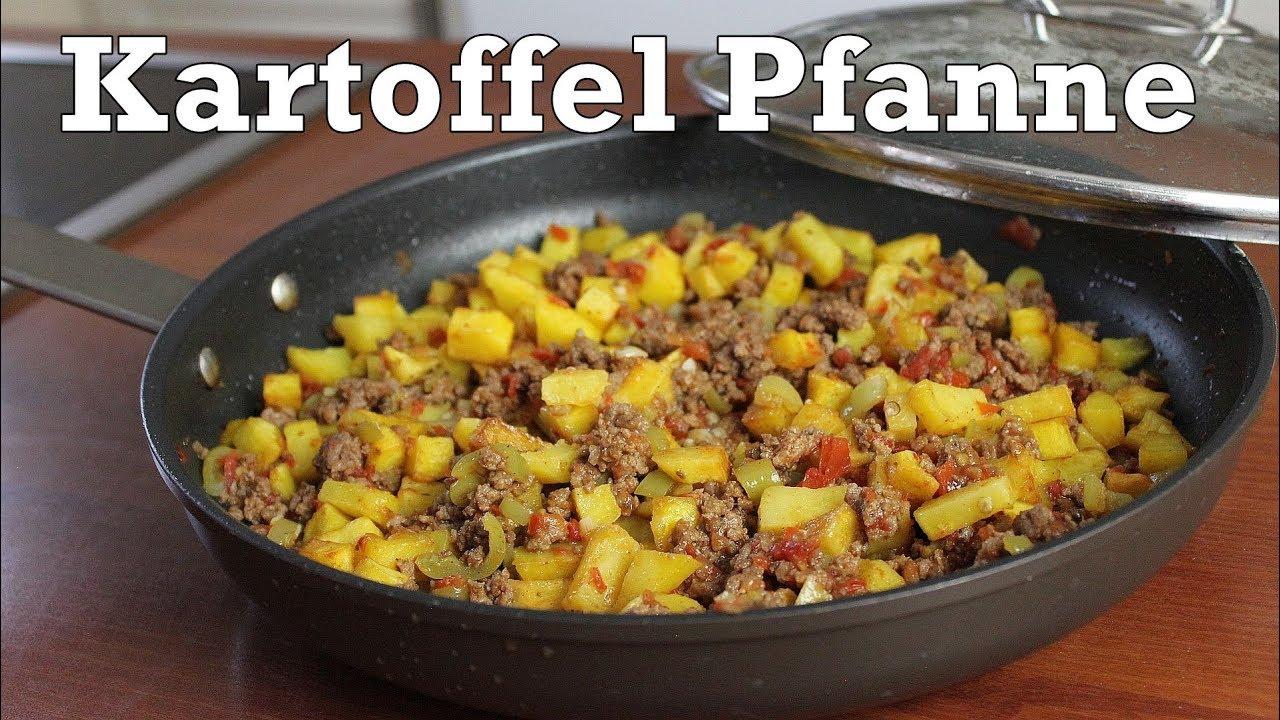 Schnelle rezepte mit kartoffeln und hackfleisch