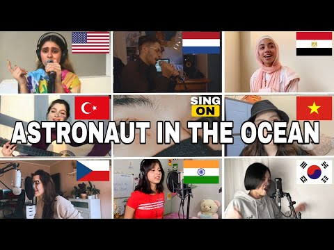 who Sang It Better : Masked Wolf – Astronaut In The Ocean (US, Netherlands,India,Vietnam,Turkey)