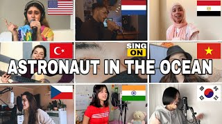 who Sang It Better : Masked Wolf - Astronaut In The Ocean (US, Netherlands,India,Vietnam,Turkey)