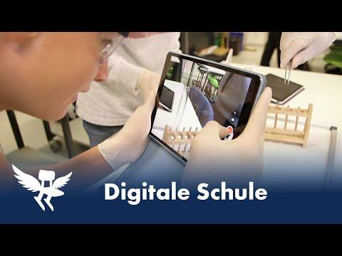 Digitale Schule: Kreativ arbeiten und selbstständig lernen