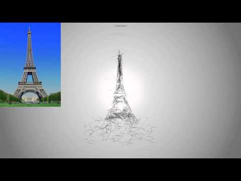 Reproduce image with genetic algorithm