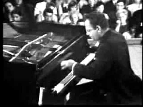 "Julius Katchen plays Mendelssohn (arr. Liszt)  ""On Wings of Song"" Op. 34 No. 2"