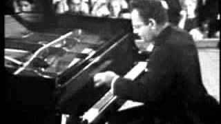 "Julius Katchen plays Mendelssohn (arr. Liszt)  ""On Wings of Song"" Op. 34 No. 2"