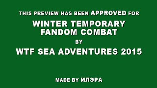 Sea Adventures - Multifandom Trailer