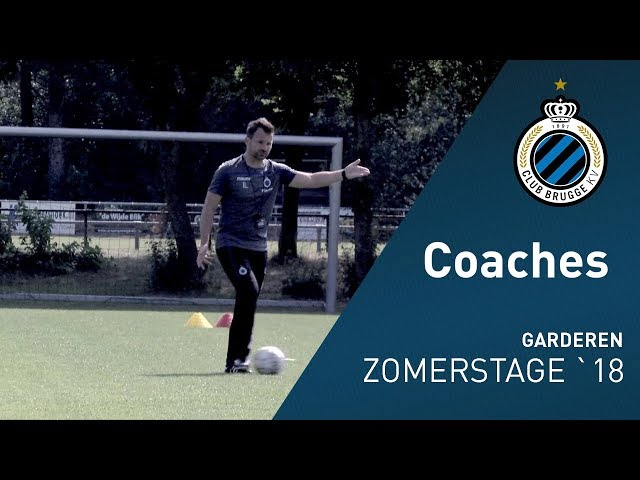 Zomerstage 2018: Coaches