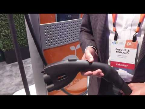 Chargepoint CEO Pascal Romano on new 400kW DC charger