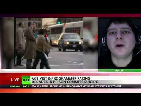 Reddit co-founder AARON SWARTZ commits SUICIDE in midst of controversial trial !