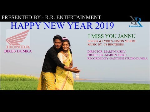 I MISS YOU JANNU //NEW SANTHALI SONG 2019//Simon Murmu//Latest Santhali Song.