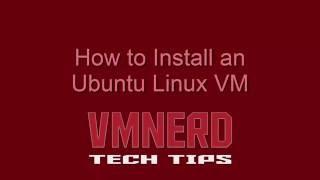 Installing Ubuntu Server VM an…