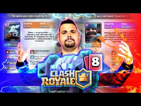 Chest's Opening su Clash Royale ... Dopo Tanto Tempo