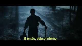 Abraham Lincoln: Caçador de Vampiros (Abraham Lincoln: Vampire Hunter, 2012) - Trailer Legendado