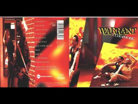 Warrant - Ultraphobic (Full album)