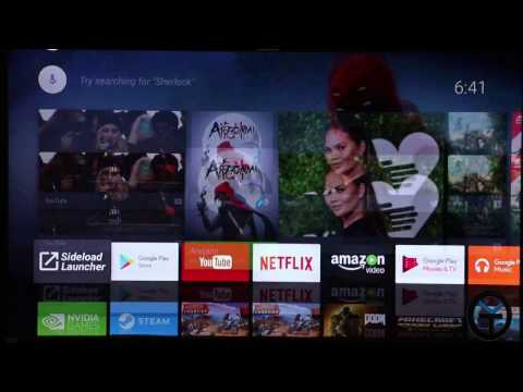 2017 NVIDIA SHIELD Android TV top 5 things to do when you get it