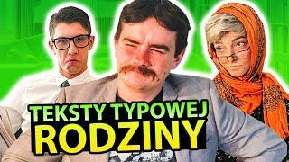  Typowe teksty rodziny  ft. Kuferek Czekolady, Mateusz Ciawłowski
