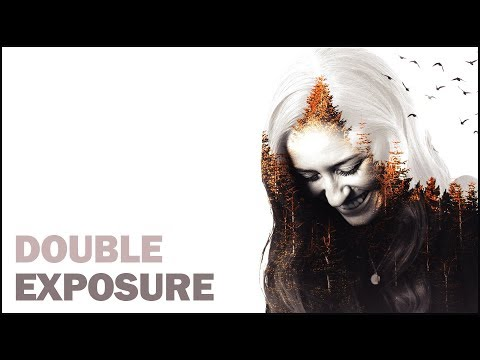 Double Exposure in Photoshop : Hindi Tutorial : Ajay Tomar thumbnail