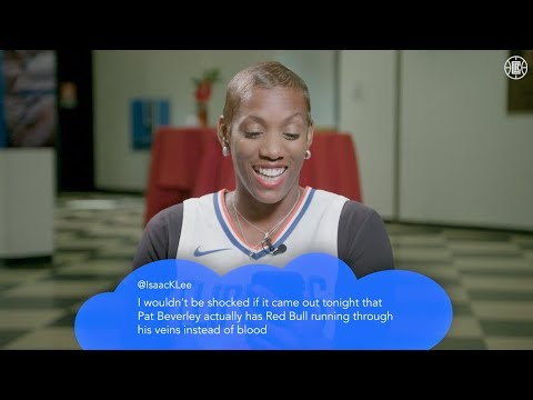 Clippers Moms Read Nice Tweets About Their Sons