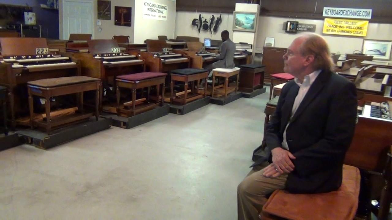 hammond organ and the leslie speaker essay