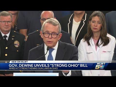 Scott Sands - Ohio Gov Mike DeWine Talks Gun Control, Vaping, and Opioid Crisis (LISTEN)