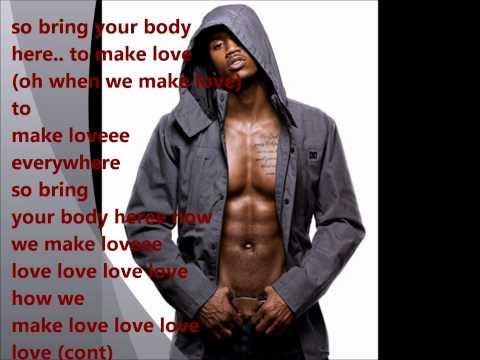 When we make love - trey songz anticipation 2 =]