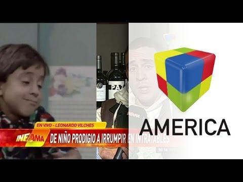 Leonardo Vilches en Infama: Luis Brandoni me quería cortar la carrera