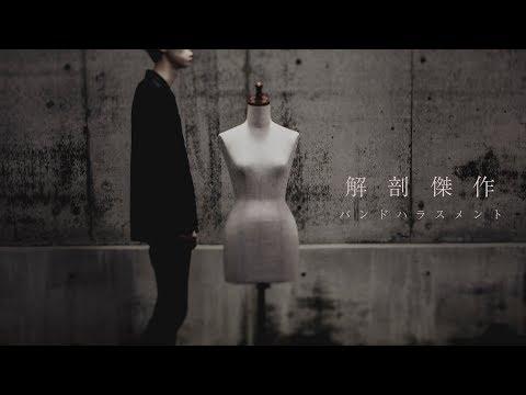 バンドハラスメント - 解剖傑作【Music Video】