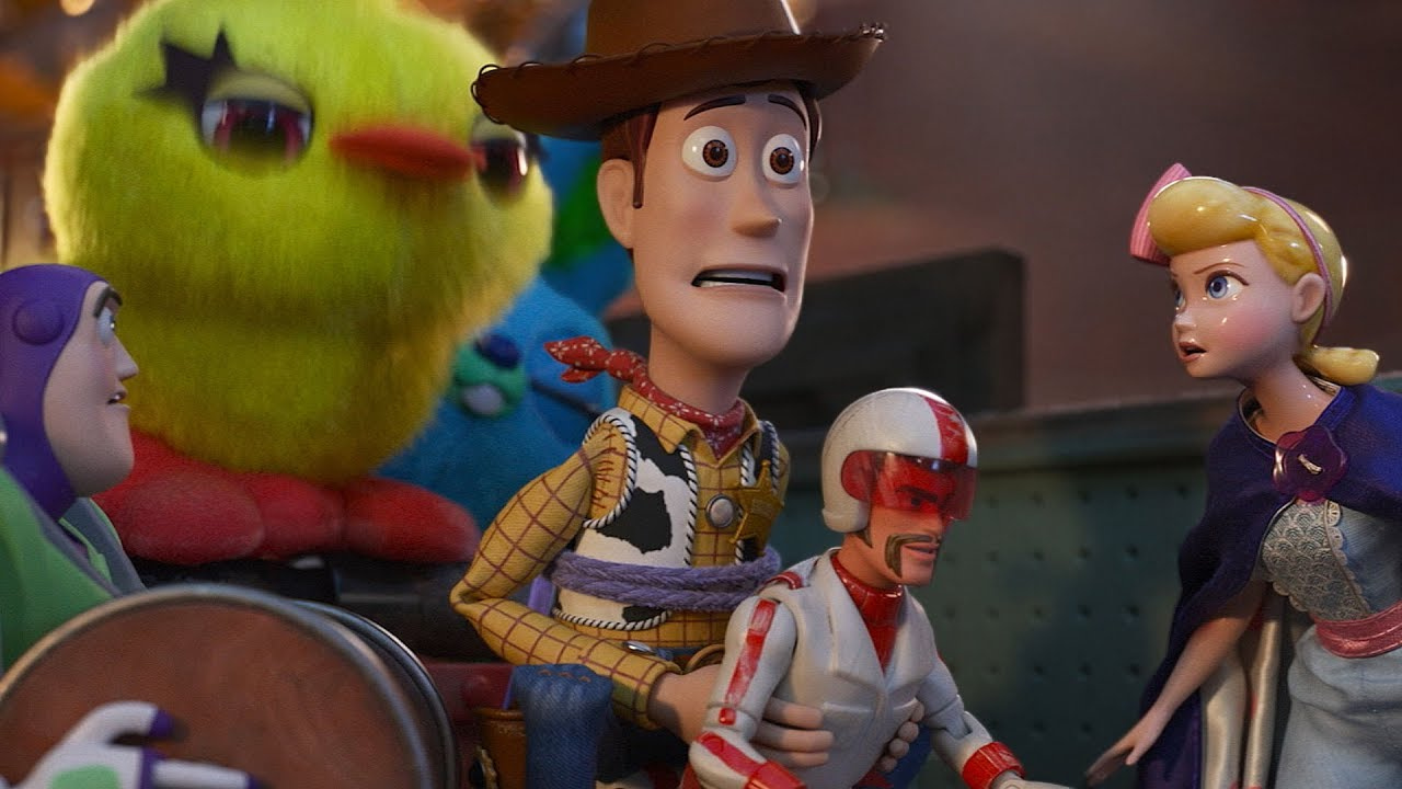 Toy Story 4 Trailer 2 Youtube