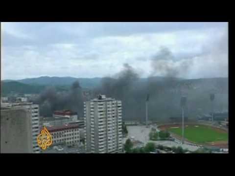 Serbia marks Nato bombing anniversary - 24 Mar 09