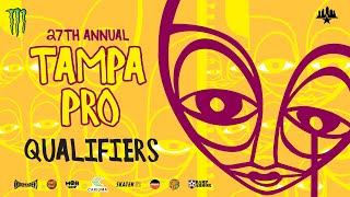 2021 Tampa Pro: Qualifiers and Best Trick