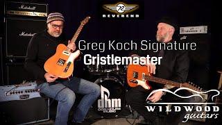 Baixar The Reverend Greg Koch Signature Gristlemaster  •  Wildwood Guitars