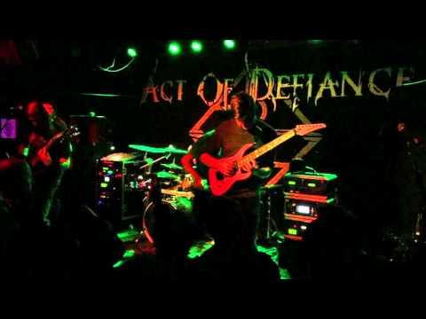 Allegaeon - Dyson Sphere (live)
