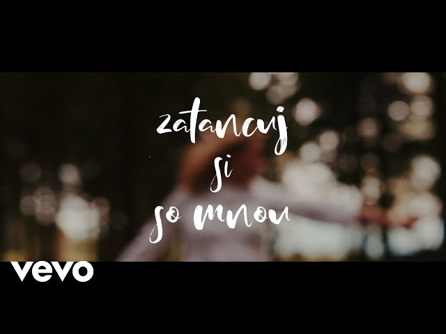 Adam Ďurica - Zatancuj si so mnou (Lyric Video)