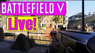 BATTLEFIELD 5 XBOX ONE X BETA LIVE! JOIN ME IN GAME! Battlefield V Open Beta Gameplay | BF5 BETA